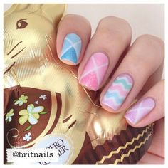 britnails easter #nail #nails #nailart