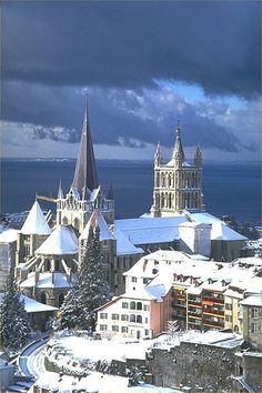 Lausanne, Switzerland | A1 Pictures