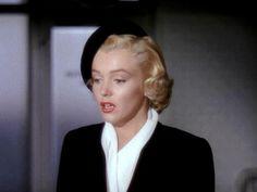 """1953 """"Niagara""""  Rose as she identifies the body"""