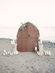 Beach elopement inspiration by Joseba Sandoval