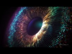 (5) Stardust Eye - YouTube Motion Design, Behance, Art Prints, Eyes, Red Art, Youtube, Suits, Random, Art