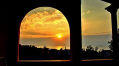 Aegina island sunset  #Greece #travel #destination #greekislands #landscapes #activities #nature #culture #visitgreecegr