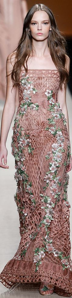Alberta Ferretti Collection Spring 2015 | The House of Beccaria~