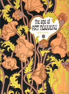 """Art Nouveau is an international philosophy and style of art, architecture and applied art—especially the decorative arts—that were most popular during 1890–1905. The name """"Art Nouveau"""" is French for """"new art"""". A reaction to academic art of the 19th century, it was inspired by natural forms and structures, not only in flowers and plants, but also in curved lines."""