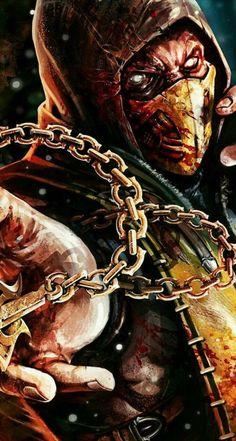 <b>Mortal Kombat X – Scorpion</b> vs Sub-Zero by minol Mortal Kombat X Scorpion, Sub Zero Mortal Kombat, Escorpion Mortal Kombat, Mortal Kombat Tattoo, Mortal Kombat Wallpapers, Games Tattoo, Claude Van Damme, Sun Photo, Fan Art