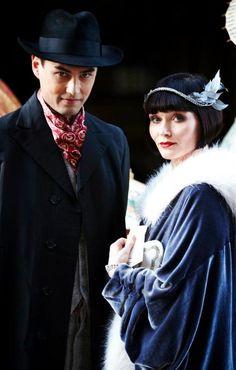"miss fisher's murder mysteries | Miss Fisher's Murder Mysteries"" (2012). Costume Designer: Marion ..."