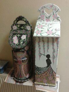 chiness & asian style umbrella box
