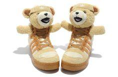 36089359908b Adidas Originals Teddy Bear   15 Highly Unconventional Sneaker Designs