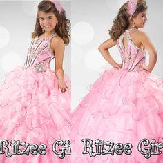 Wholesale Little Girl Pageant Dress - Buy Spectacular Little Girls Pageant Dresses Organza Pink Beaded Sequins Floor Length Little Girls Party Dresses Dhyz 05, $139.0   DHgate   http://www.dhgate.com/product/spectacular-little-girls-pageant-dresses/174561549.html