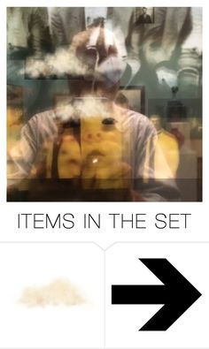 """""""SOMEWHERE ELSE # 21"""" by harrylyme ❤ liked on Polyvore featuring art"""