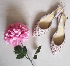 Fashion for Lunch features Boden Bella Slingbacks. Click through for more!