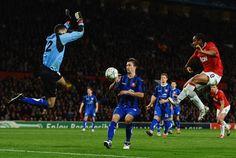 Manchester United FC v FC Otelul Galati - UEFA Champions League ...