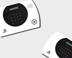 Le centrale d'alarme autonome et résistante, 5 ans d'autonomie, en GSM sur…