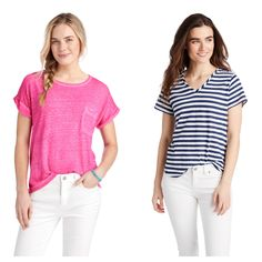 Is Mom a t-shirt & jean gal?  Fun in the Sun has you covered for Mother's Day! Lovely luxurious tees from Vineyard Vines!  Shop Fun!  Shop Local!