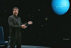 Neil deGrasse Tyson Disproves Creationism on Cosmos
