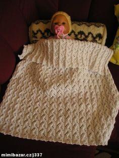 Jednoduchý a úžasný vzorek | Mimibazar.cz Merino Wool Blanket, Beanie, Ceilings, Beanies, Beret