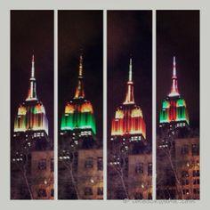 Themenwoche New York: Weihnachten und Silvester im Big Apple - Annas Honeymoon [Gastbeitrag]