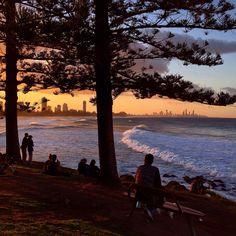 Burleigh Heads Point, Australia
