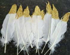 Brillo 15 cruce plumas con cuerda de 3m / color de por PartyWild
