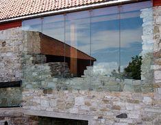 Hedmark Museum, Hamar Norway | Sverre Fehn