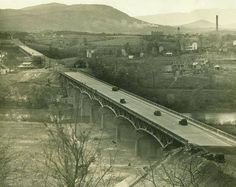 Old pick of the double bridges. Duck street and all! Twin Bridges, Front Royal, Shenandoah Valley, Inspiration Wall, Great Memories, Virginia, Street, Warren County, Places