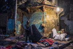 A sprawling gray market has taken shape around Delhi's vast unmet need for shelter, with private operators controlling who sleeps where and for how long.