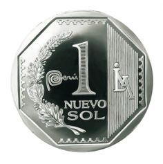 Una moneda que vale un Sol