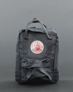 fjallraven mini kanken graphite