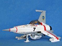 """Spear"" Starfighter #flickr #LEGO #space"