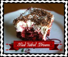 Notions from Nonny: Red Velvet Dream - I think this might be a contender for Madison's 16th birthday night desert
