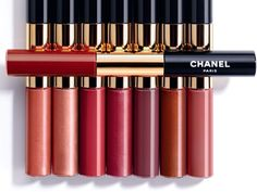 Chanel Fall 2013 Rouge Double Intensite Collection