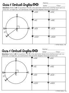 properties of circles maze arcs tangents secants inscribed polygons maze circles and. Black Bedroom Furniture Sets. Home Design Ideas