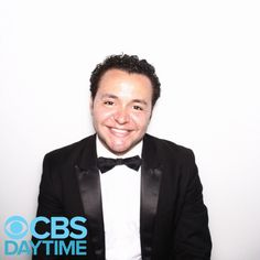 at the CBS Daytime Emmy Party!