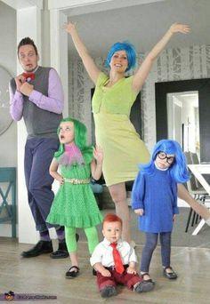 Family cosplay