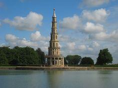 La pagode de Chanteloup à Amboise