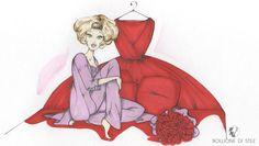 Pigiama di seta. Impalpabile, elegante e sofisticato, il pigiama di seta può essere chic. Parola di Irene Galitzine, la principessa che creò il pigiama palazzo indossato anche da Jackie Kennedy