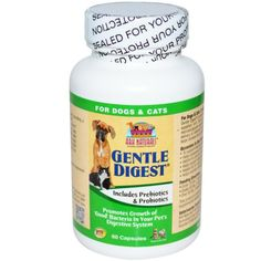 Ark Naturals, Gentle Digest, Includes Prebiotics