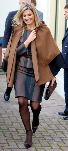 Queen Máxima of the Netherlands - 6.11.2014