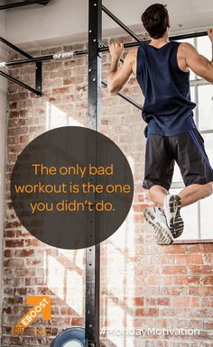 """The only bad workout is the one you didn't do. Inspiration For The Day, Fitness Inspiration, Healthy Energy Drinks, Pre Workout Supplement, How To Increase Energy, Monday Motivation, The One, Burns, Quotes"