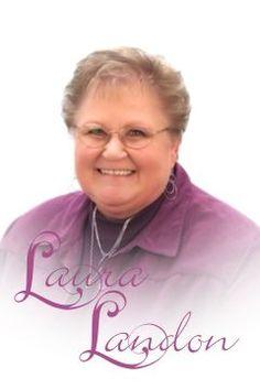 Laura Landon - Author of Victorian historical romances.