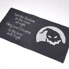 Oogie Boogie - Nightmare Before Christmas free cross stitch pattern
