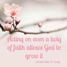 Inspirational Lds Quotes