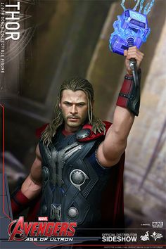 Avengers: Age of Ultron Thor Scale Figure Mark Ruffalo, Hulk, Thor 1, Die Rächer, The Avengers, Male Figure, War Machine, Chris Hemsworth, Branding