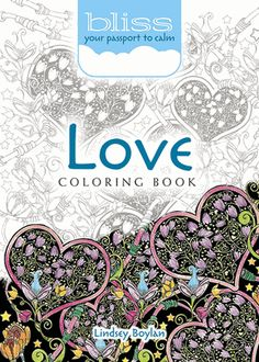 This portable coloring book allows colorists to celebrate love everywhere they…