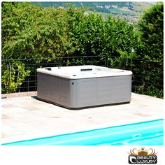 How about spending this weekend in the hills?   http://www.beauty-luxury.com/en/hot-tub-spa-c-8.html
