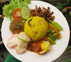 Resep Masakan Nasi Kuning