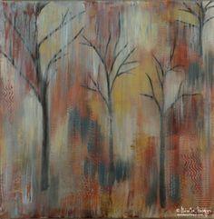 November rain – acrylic painting by Monika Szilagyi November Rain, Fine Art Photography, Artworks, Artist, Painting, Design, Artists, Painting Art