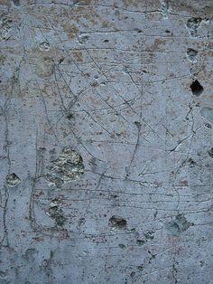 Ship, fish, phallus - Pompeii, Great Theatre passage - Graffiti at Pompeii and Herculaneum