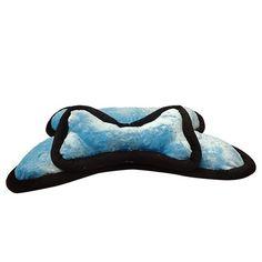 Almofada para Cachorro Osso Aspen Azul São Pet - MeuAmigoPet