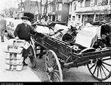 "Horse-drawn wagon collecting junk --- ""the Junk Man"" - Ask.com"